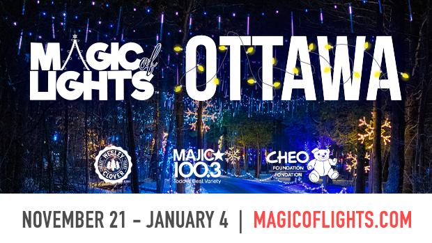 Magic of Lights Ottawa