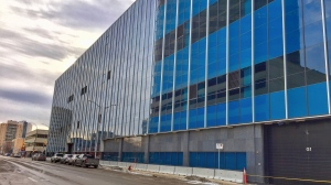 CTV file image of the Winnipeg Police Service headquarters building. (Jon Hendricks/CTV News).