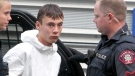 Brandon Newman, 18, is charged with second-degree murder for the stabbing death of Deborah Onwu. (Courtesy Postmedia)