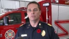 Glace Bay Fire Chief John Chant tells CTV News it was not an easy decision, but they simply do not have enough volunteer firefighters to support a daytime parade and fire services.