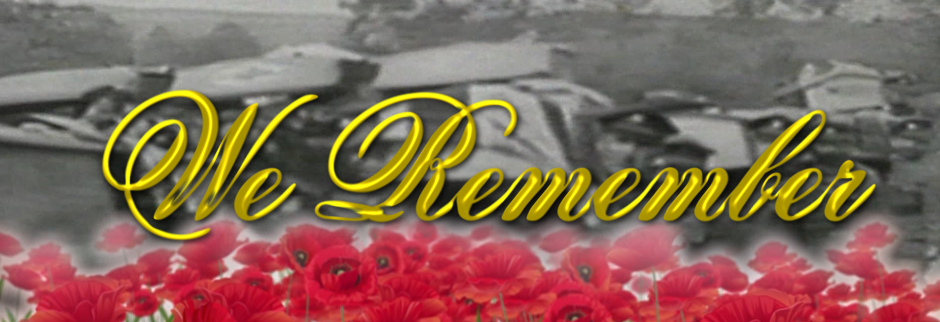 CTV Northern Ontario We Remember web header