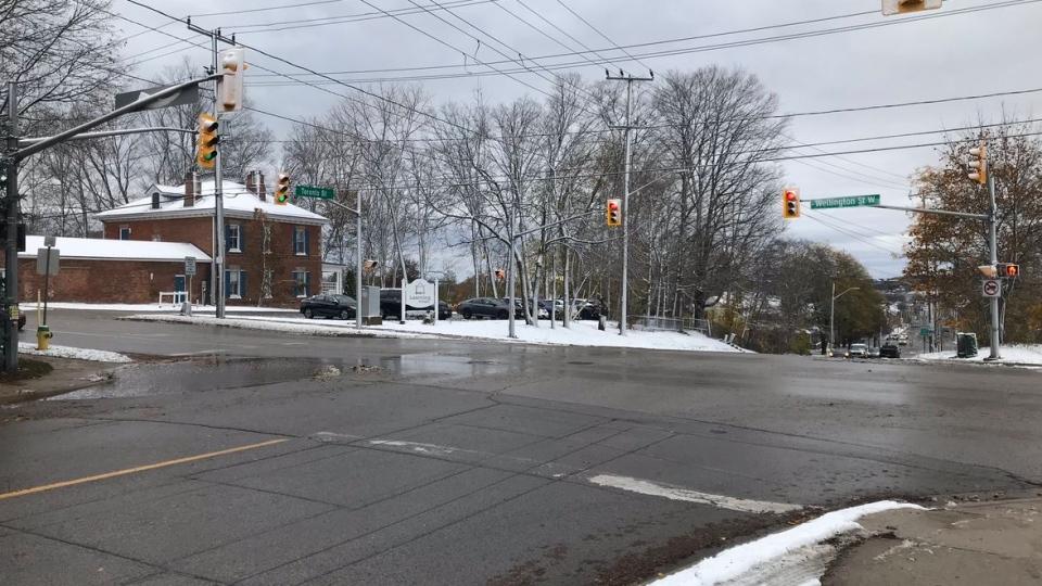 Barrie hit-and-run crash