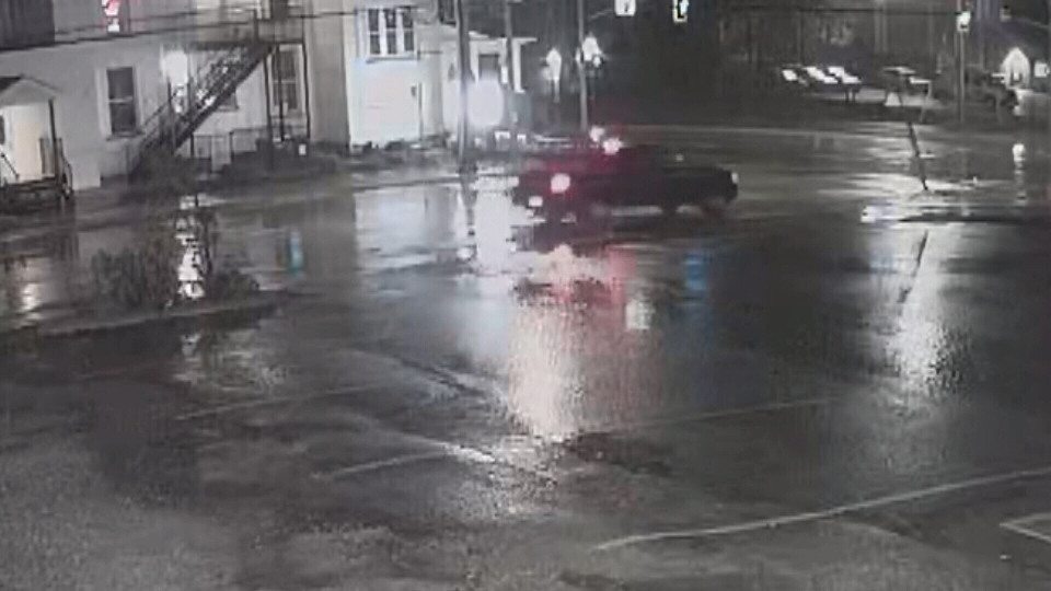 Barrie hit-and-run