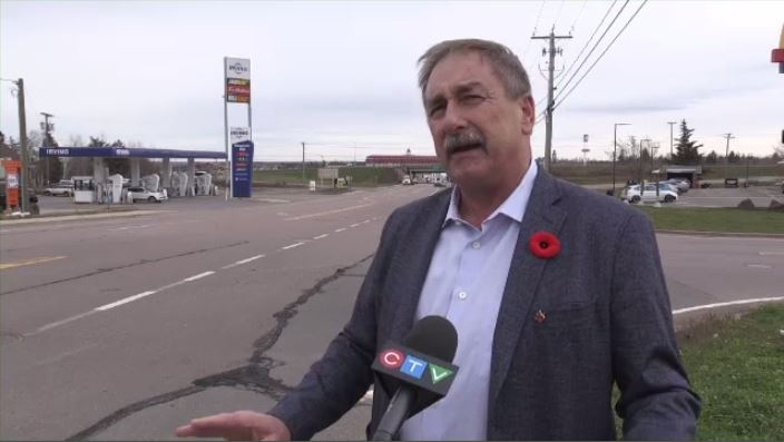 """""""It's about safety, and only safety,"""" said Moncton Coun. Bryan Butler."""