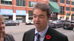 In an exclusive interview with CTV News, embattled Coun. Rick Chiarelli says he believes he will be vindicated of the allegations against him.