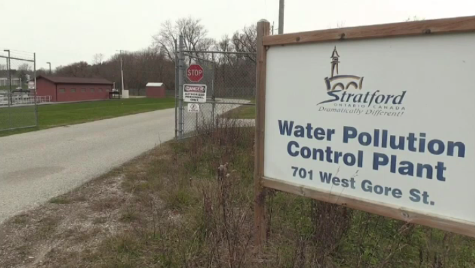 The city is considering an expansion to its water control plant that would convert organic waste into natural gas.