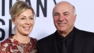 Linda and Kevin O'Leary are seen in this undated file photo. (The Canadian Press)