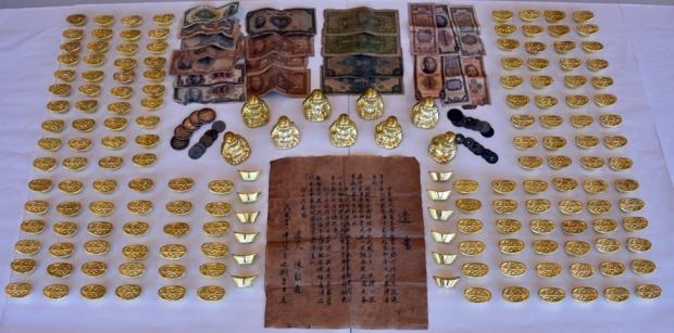 Gold fraud scam