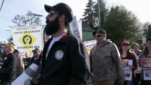 Vancouver Island forestry strike enters 5th month