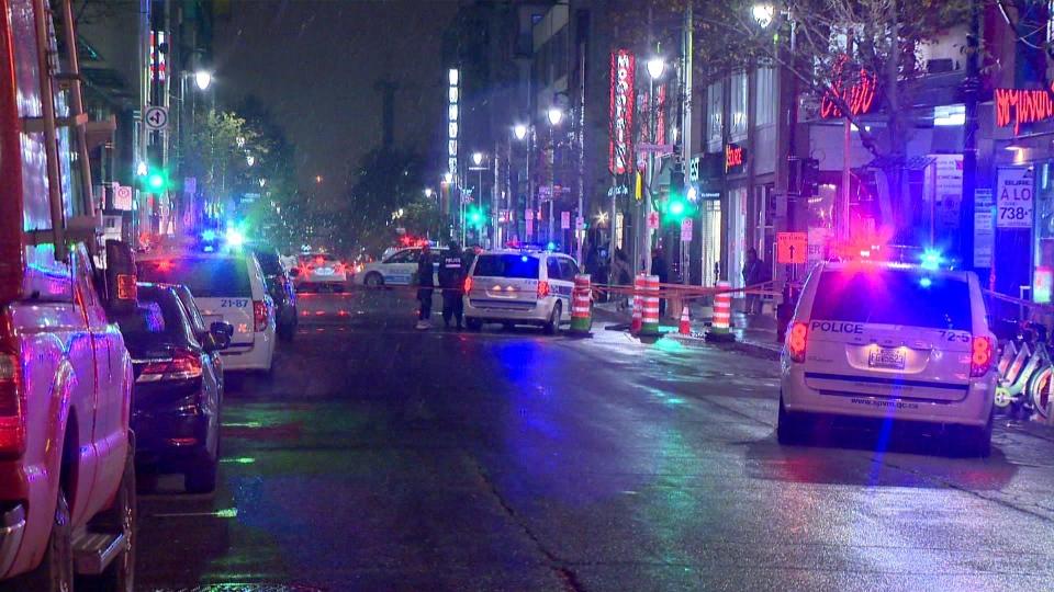 Montreal police investigate stabbing