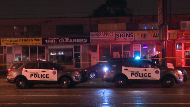 Man dead, another in critical condition after shooting at North York bar - CTV News