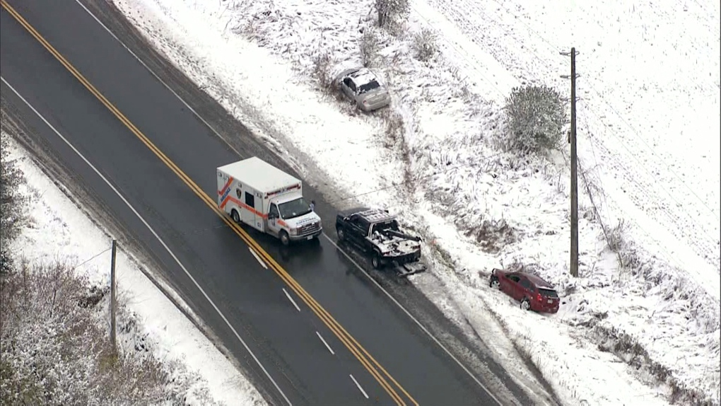 Tow truck driver dies after collision near Port Perry