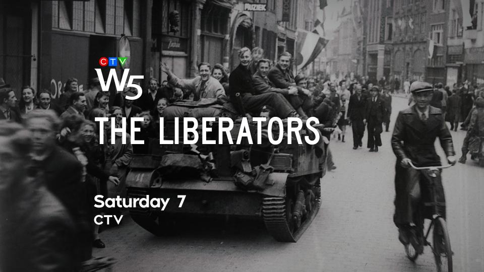 W5: The Liberators Sat 7 CTV