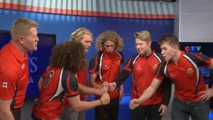 U17 Barrhaven Scottish Rugby Football Club