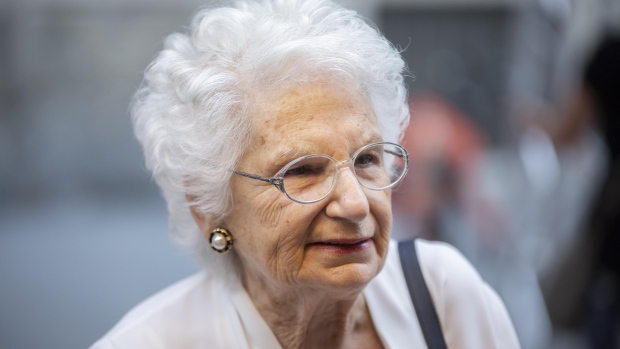 Holocaust survivor Segre gets security detail after threats - English