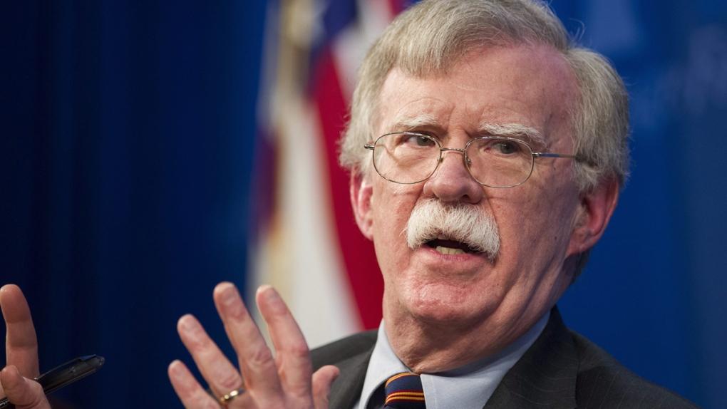 John Bolton in Washington in 2018