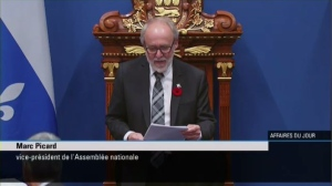 There was confusion at the National Assembly as just three CAQ MNAs were present to vote on a motion on Quebec's student immigration reform program.