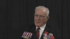World War II veteran Roy Hare