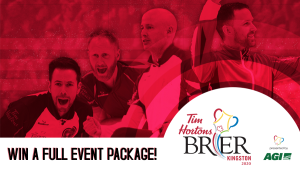 Win tickets to the 2020 Tim Hortons Brier