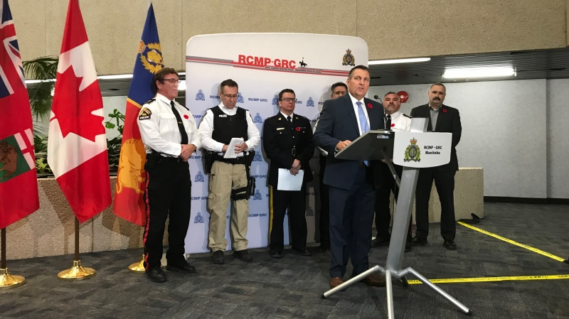 It's called immediate roadside prohibition and the rules will take effect Dec.16, Justice Minister Cliff Cullen announced Thursday. (Photo: Josh Crabb/CTV News Winnipeg)