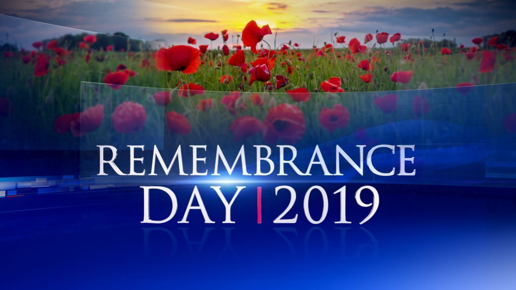Live coverage of Vancouver's Remembrance Day 2019 ceremony