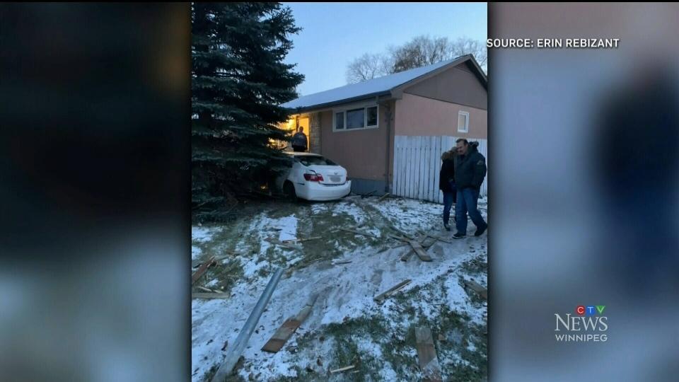 Winnipegger calls for speed bumps and curbs (Source: CTV News Winnipeg)
