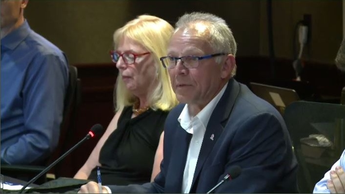 """""""I'm tired of having to cut city services to manage unrealistic wage increases, and I feel every time I do it, I'm taking from the have nots and giving to the haves,"""" Coun. David Merrithew told CTV News."""