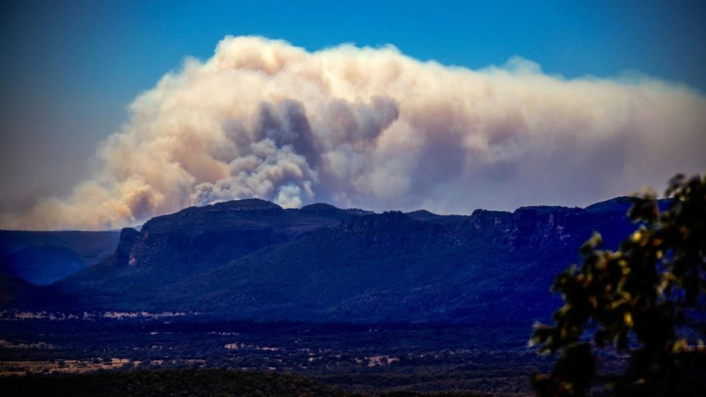 asutralia wildfires