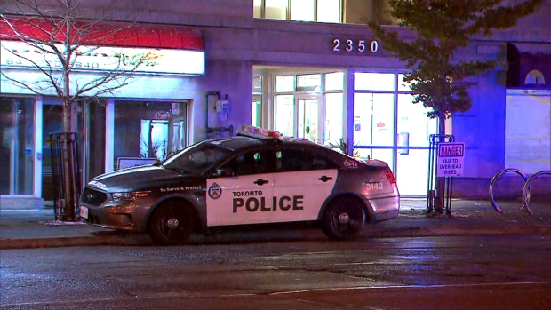 Teenage girl shot in legs in North York apartment: police - CTV News