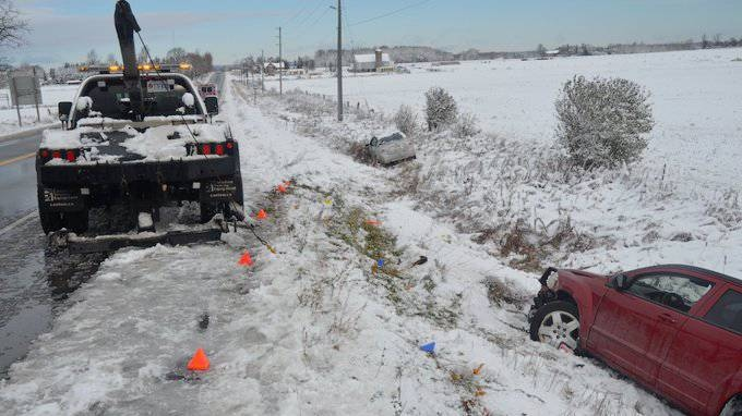 Police identify tow truck driver who was fatally struck while helping motorist