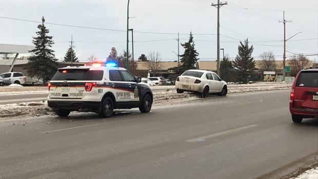 Saskatoon freezing ran Nov. 8 2019