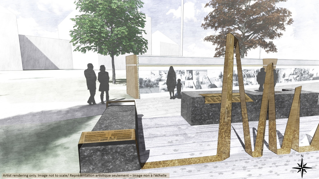Ontario's new war memorial to Afghanistan veterans unveiled