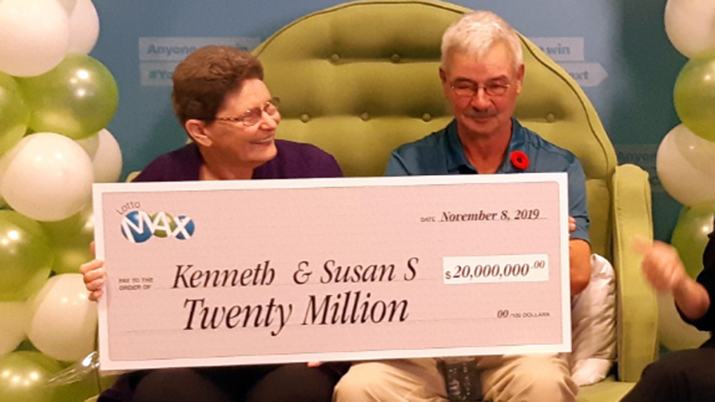 $20M B.C. lotto winner only played because he'd just won $20