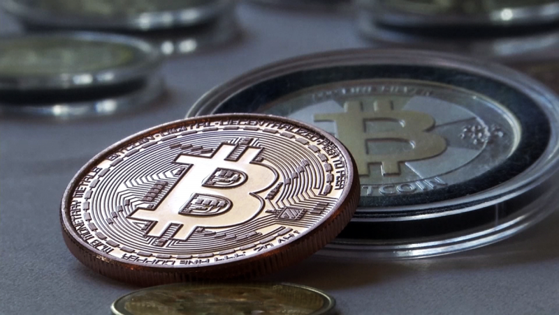 Lethbridge police say they were contacted by a man on June 2 who claimed he had been defrauded out of $11,000 when he was told to make a deposit at a Bitcoin machine. (File)