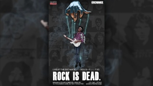 Rock Is Dead will put on two back-to-back shows on Nov. 8 & 9  at The Exchange. (Andrew Brandt)