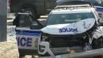 Driver charged after police pursuit