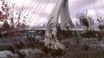 Bridge named for Juno Beach