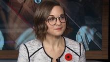 CTV's Rachel Aiello