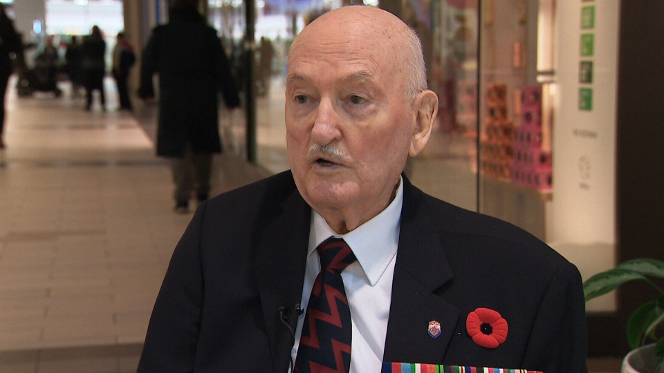"Boudreau hopes the people he now meets at the mall also learn the life-long lessons. ""I hope they take away a remembrance of what happened and maybe keep it going. Not let it lapse,"" he said."