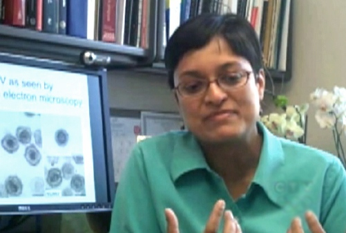 Dr. Ila Singh, of the University of Utah, spoke with CTV News, Monday, Sept. 7, 2009 about the findings.