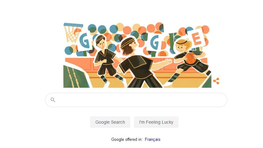Edmonton Grad Google Doodle