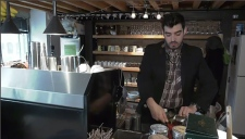 Gerry Trenard said the Anticafe wanted to create a more reasonable exchange where clients pay for the time in the shop, not the coffee.