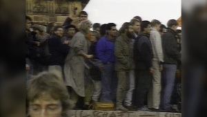 30 years since collapse of the Berlin Wall