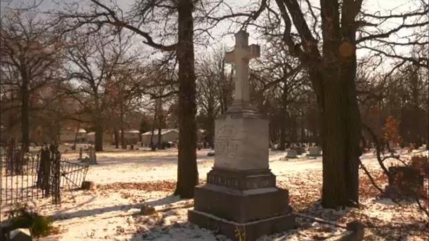 St. Norbert Cenotaph