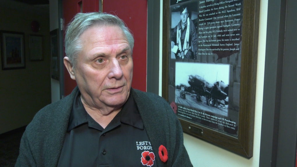 Poppy campaign holds extra significance for grieving Victoria legion