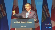 Kenney announces plan for 'fair deal' for Alberta