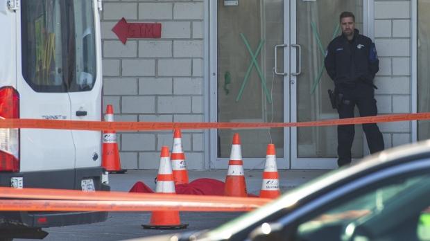 Montreal shootings
