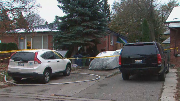 North York house fire that left 4 injured not believed to be suspicious: OFM - CTV News