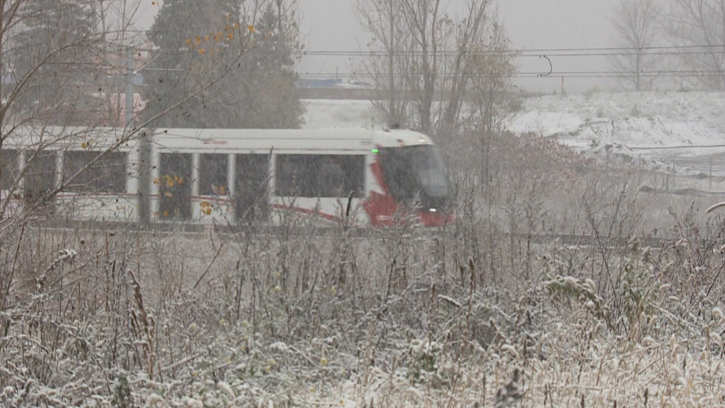 Snow, free transit this week create big test for LRT