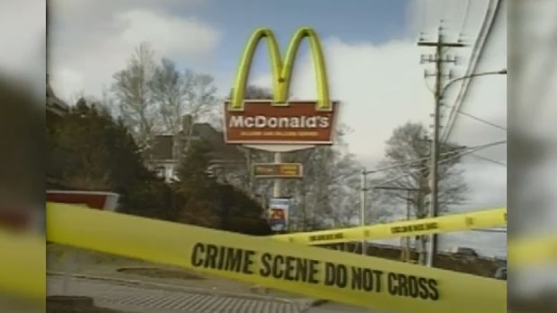 Murderer in 1992 McDonald's robbery granted day passes from prison